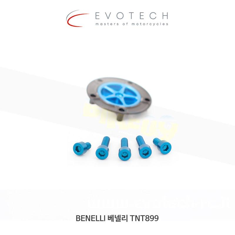 에보텍 BENELLI 베넬리 TNT899 연료캡 볼트 킷