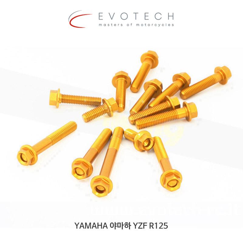 에보텍 이탈리아 YAMAHA 야마하 YZF R125 (08-13) 엔진 볼트 킷