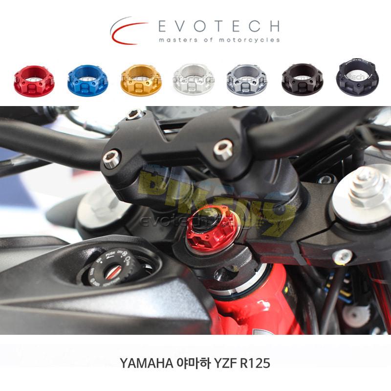 에보텍 이탈리아 YAMAHA 야마하 YZF R125 (14-16) 에르갈 너트 M22x1 (Top yoke)