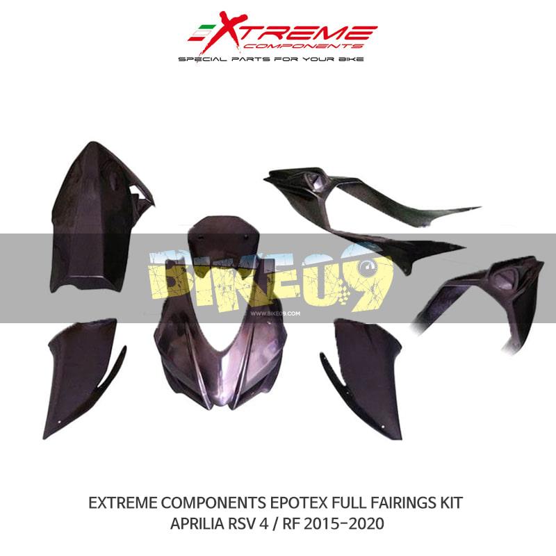 익스트림 컴포넌스 APRILIA 아프릴리아 RSV4/RF (15-20) EPOTEX 풀 페어링 키트