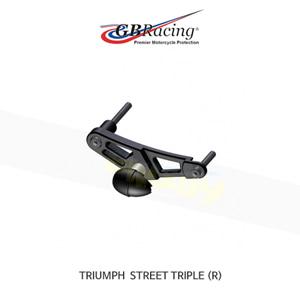 GB레이싱 엔진가드 프레임 슬라이더 트라이엄프 BULLET 스트리트 트리플675/R 리플레이스먼트- LEFT 핸드 사이드 ONLY - 레이스