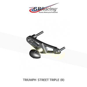 GB레이싱 엔진가드 프레임 슬라이더 트라이엄프 BULLET 스트리트 트리플675/R 리플레이스먼트- LEFT 핸드 사이드 ONLY - 스트리트