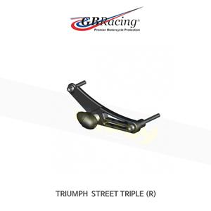 GB레이싱 엔진가드 프레임 슬라이더 트라이엄프 BULLET 스트리트 트리플675/R 리플레이스먼트- RIGHT 핸드 사이드 ONLY - 레이스