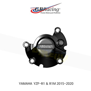 GB레이싱 엔진가드 프레임 슬라이더 야마하 YZF-R1/M ALTERNATOR 커버 (15-20) EC-R1-2015-1-GBR