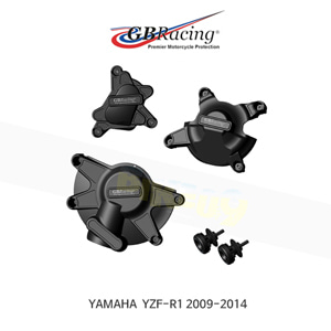 GB레이싱 엔진가드 프레임 슬라이더 야마하 YZF-R1 레이스 키트 모터사이클 프로텍션 BUNDLE (09-14) NON-STOCK KIT ONLY CP-R1-2009-CS-K-GBR