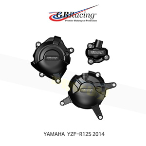 GB레이싱 엔진가드 프레임 슬라이더 야마하 YZF-R125 엔진 커버 세트 (14) EC-R3-2015-SET-GBR