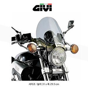 GIVI 기비 윈드스크린 야마하 YAMAHA 브이맥스1200 - A123