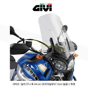 GIVI 기비 윈드스크린 야마하 YAMAHA XT1200Z Super Tenere (10-19) - D447ST