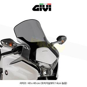 GIVI 기비 윈드스크린 혼다 HONDA VFR1200F (10-16) - D321S