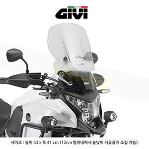 GIVI 기비 에어플로우 윈드스크린 크로스투어러1200 (12-19) - AF1110