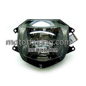 헤드라이트 CBR1100RR 1997-2007년식 혼다 스모크 130