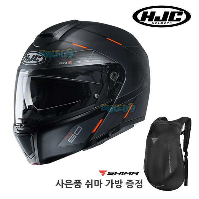 오토바이 헬멧 HJC 홍진헬멧 알파11 IANNONE 29 REPLICA BLACK / MC-5SF