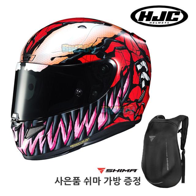 오토바이 헬멧 HJC 홍진헬멧 알파11 NECTUS MC1SF