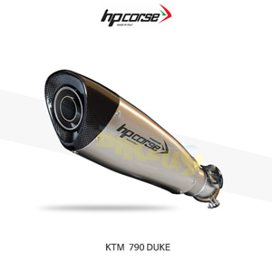 KTM 790듀크 EVOXTREME310 티타늄 HP코르세 아크라포빅 머플러 KTEVO3179DT-AB