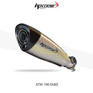 KTM 790듀크 EVOXTREME310 SATIN HP코르세 아크라포빅 머플러 KTEVO3179DS-AB
