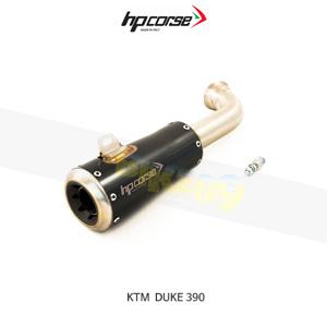 KTM 390듀크 GP07 블랙 HP코르세 아크라포빅 머플러 XKTGP1039BG-AB