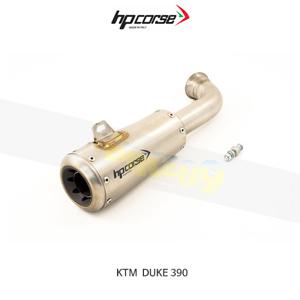 KTM 390듀크 GP07 SATIN HP코르세 아크라포빅 머플러 XKTGP1039SG-AB