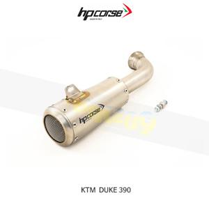 KTM 390듀크 GP07 SATIN HP코르세 아크라포빅 머플러 XKTGP1039SR-AB