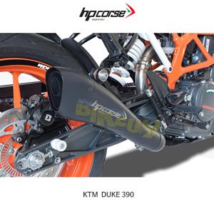 KTM 390듀크 HYDROFORM 블랙 HP코르세 아크라포빅 머플러 XKTHY1039BLACK-AB