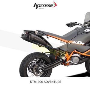 KTM 990어드벤처 EVOXTREME310 블랙 HP코르세 아크라포빅 머플러 KTEVO3199B-AB