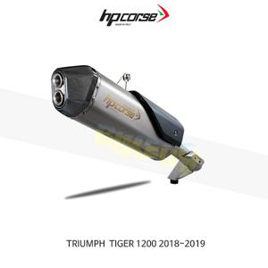 트라이엄프 타이거1200 (18-19) SPS 카본 티타늄 HP코르세 아크라포빅 머플러 TRSPS1200T-AB