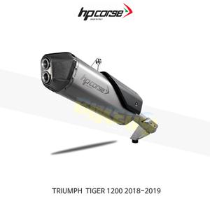 트라이엄프 타이거1200 (18-19) SPS 카본 SATIN HP코르세 아크라포빅 머플러 TRSPS1200S-AB