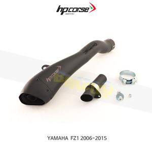 야마하 FZ1 (06-15) HYDROFORM 블랙 HP코르세 아크라포빅 머플러 YAHY1010BLACK-AB