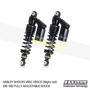 HARLEY SHOCKS VRSC VRSCD (Night rod) (06-08) FULLY ADJUSTABLE SHOCK 리어쇼바 올린즈 하이퍼프로