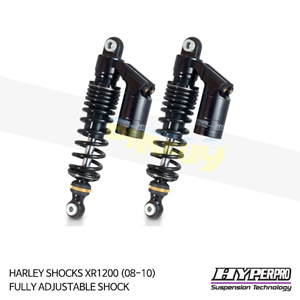 HARLEY SHOCKS XR1200 (08-10) FULLY ADJUSTABLE SHOCK 리어쇼바 올린즈 하이퍼프로