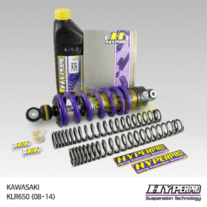 STREETBOX v3.0 KAWASAKI 가와사키 KLR650 (08-14) 올린즈 하이퍼프로