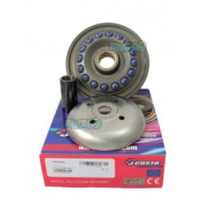 제이코스타 SYM EURO MX 125CC 아크라포빅 머플러