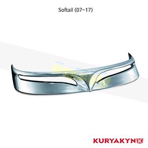 쿠리야킨 할리 튜닝 부품 소프테일 (07-17) Rear Fender Tip, Chrome 프론트 리어 캘리퍼 커버 7787