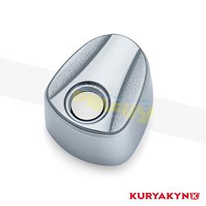 쿠리야킨 할리 튜닝 부품 투어링 (07-13) Sculpted Ignition Switch Cover, Chrome 이너 페어링 6994