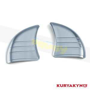 쿠리야킨 할리 튜닝 부품 투어링 (14-19) Tri-Line Inner Fairing Cover Plates, Chrome 이너 페어링 6978