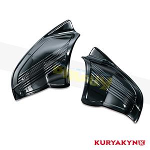 쿠리야킨 할리 튜닝 부품 투어링 (96-13) Inner Fairing Covers, Gloss Black 이너 페어링 7267