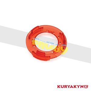 쿠리야킨 할리 튜닝 부품 할리범용 Replacement Red Snap Ring for Bullet Style L.E.D. Turn Signals, Red LED 테일라이트 깜빡이 5617