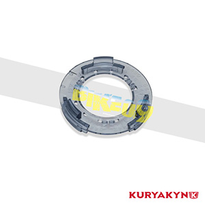 쿠리야킨 할리 튜닝 부품 할리범용 Replacement Smoke Snap Ring for Bullet Style L.E.D. Turn Signals, Smoke LED 테일라이트 깜빡이 5618
