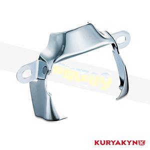 쿠리야킨 할리 튜닝 부품 할리범용 Throttle Body Cover, Chrome 에어크리너 7247