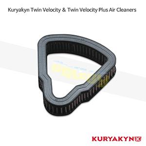 쿠리야킨 할리 튜닝 부품 할리범용 Replacement K&N Filter Element for Twin Velocity 에어크리너 9790