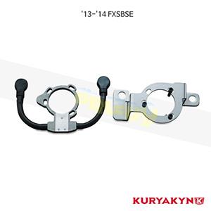 쿠리야킨 할리 튜닝 부품 다이나 (13-14) Hyper AC Moutning Kit 2008-2017 With Electronic Throttle, Chrome 에어크리너 9978