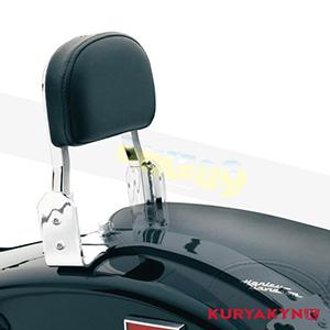 쿠리야킨 할리 튜닝 부품 할리범용 Backrest Pad for Plug & Play Sissy Bar, Black 시트 브라켓 1605