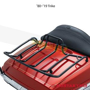 쿠리야킨 할리 튜닝 부품 Trikie (80-19) Luggage Rack for Tour-Pak®, Gloss Black 러거지 랙 7137