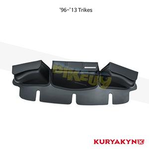 쿠리야킨 할리 튜닝 부품 Trikie (96-13) Fairing Bag, Black 가방 핸들백 5212