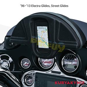 쿠리야킨 할리 튜닝 부품 투어링 (96-13) Single Pocket Windshield Bag, Black 가방 핸들백 4129