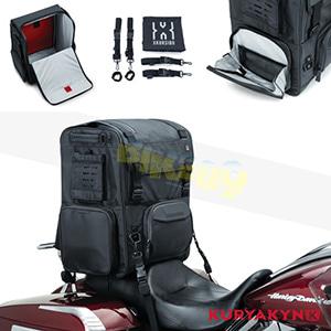 쿠리야킨 할리 튜닝 부품 할리범용 Xkursion® XS Depot Bag, Black 가방 핸들백 5252