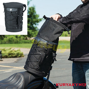 쿠리야킨 할리 튜닝 부품 할리범용 Momentum Deadbeat Duffle Bag, Black 가방 핸들백 5223