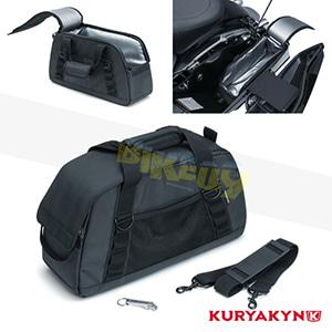 쿠리야킨 할리 튜닝 부품 투어링 (80-19) Saddlebag Cooler, Black 가방 핸들백 5202