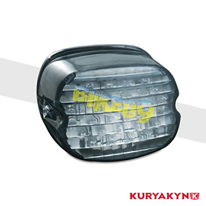 쿠리야킨 할리 튜닝 부품 투어링 (05-09) Low Profile Panacea Taillight, Smoke without License Plate Illumination 테일라이트 5427