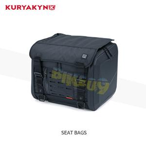 쿠리야킨 할리 오토바이 가방 XKursion® XS 큐브 Black 시트백 5295