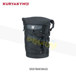 쿠리야킨 할리 오토바이 가방 Momentum Deadbeat 더플백 Black SISSYBAR BAGS 5223